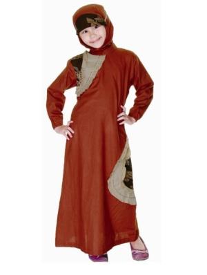 Contoh Baju Muslim Batik Anak Perempuan Terbaru c7119a74d5